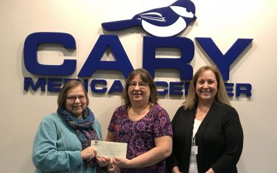 Reuben & Annette Cote Family Memorial Scholarship Awarded to Cary Nurse