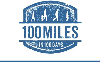 100 Miles in 100 Days Tops 300 Registrants