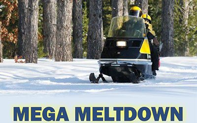 Vintage Snowmobile Race Returns to Caribou
