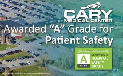 Cary Earns 'A' Safety Grade from Leapfrog Group
