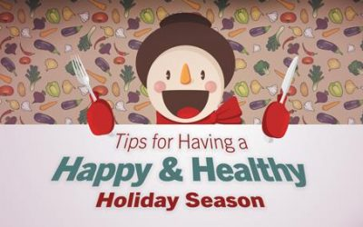 12 Ways to Have a Healthy Holiday Season – CDC