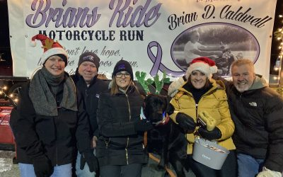 Brian's Ride Cancer Fund Receives Grant from MCF