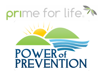 Prime for Life for Adults Online and In-Person in September – REGISTER NOW
