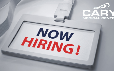 Join Our Cary Team!